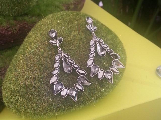 Earrings Swarovski spring summer 2013 collection