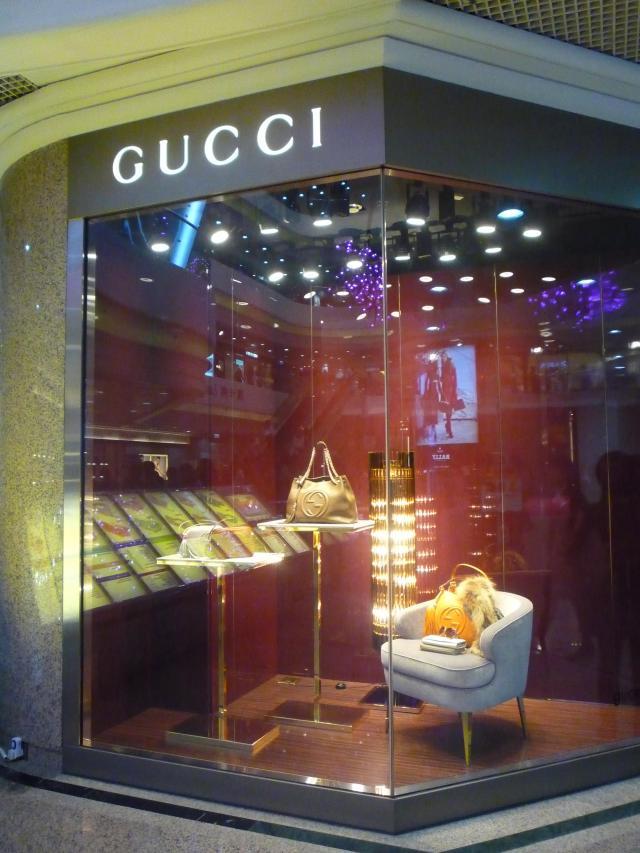 Gucci Hong Kong