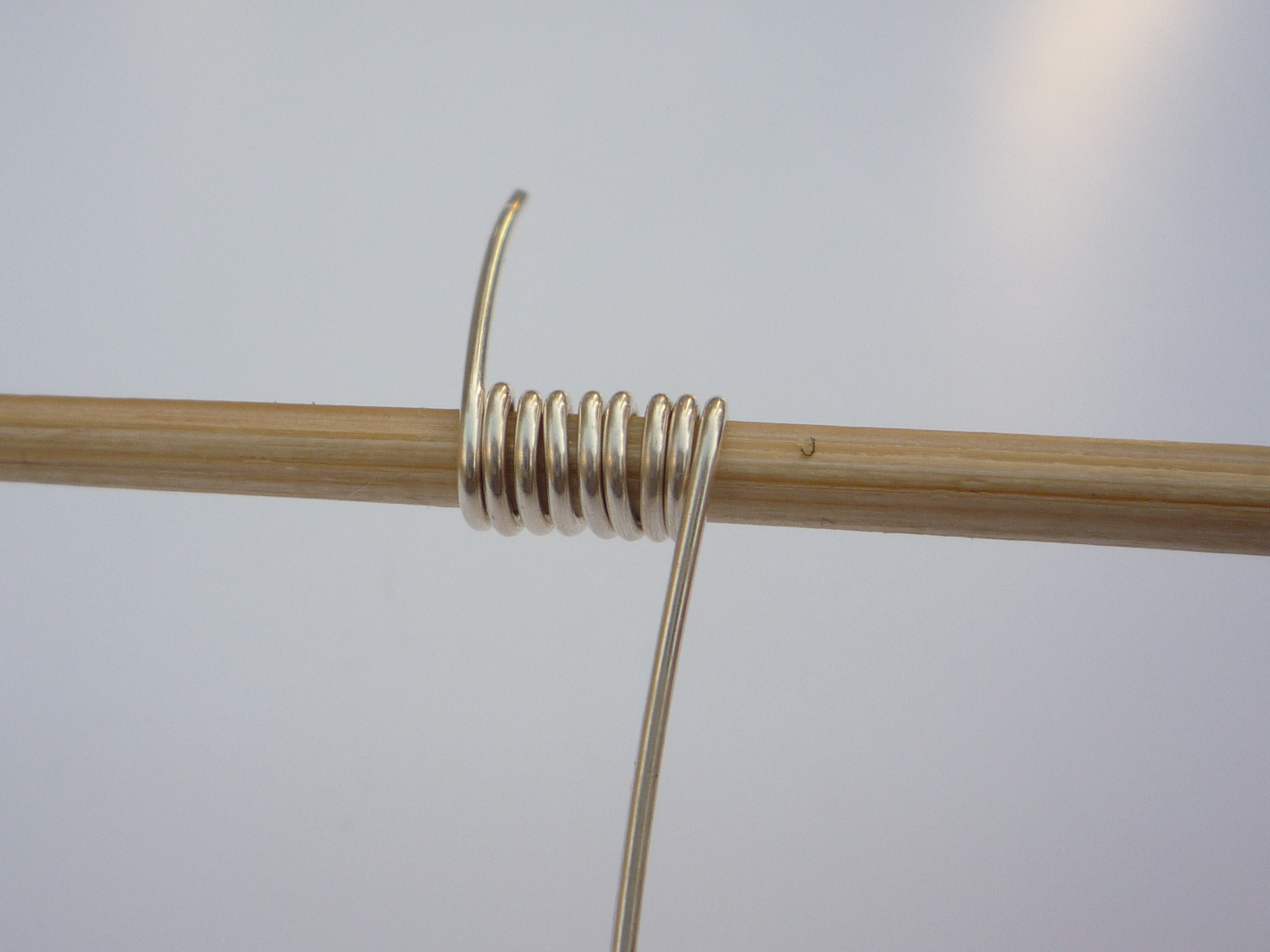 My top 6 wire jewellery making tips | the Little Koo blog