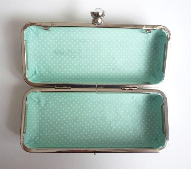 Inside the purse