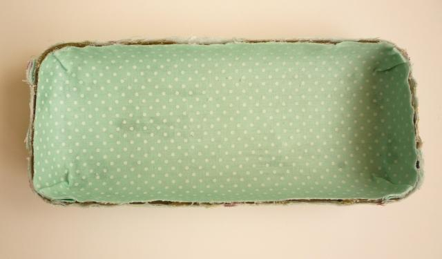 Internal fabric lining