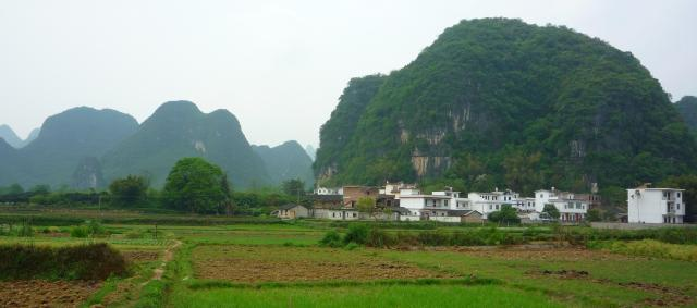 Karst hills and villages, Yangshuo
