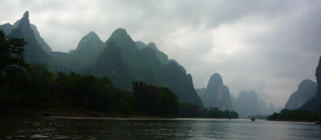 Li River hills