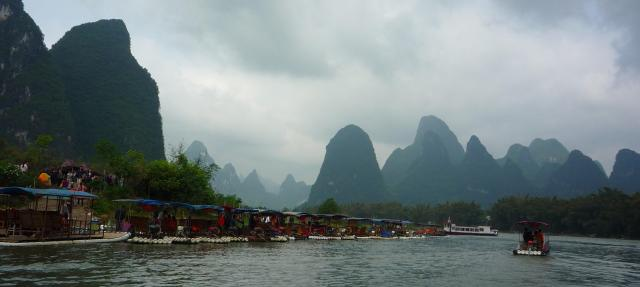 Xingping Li River view
