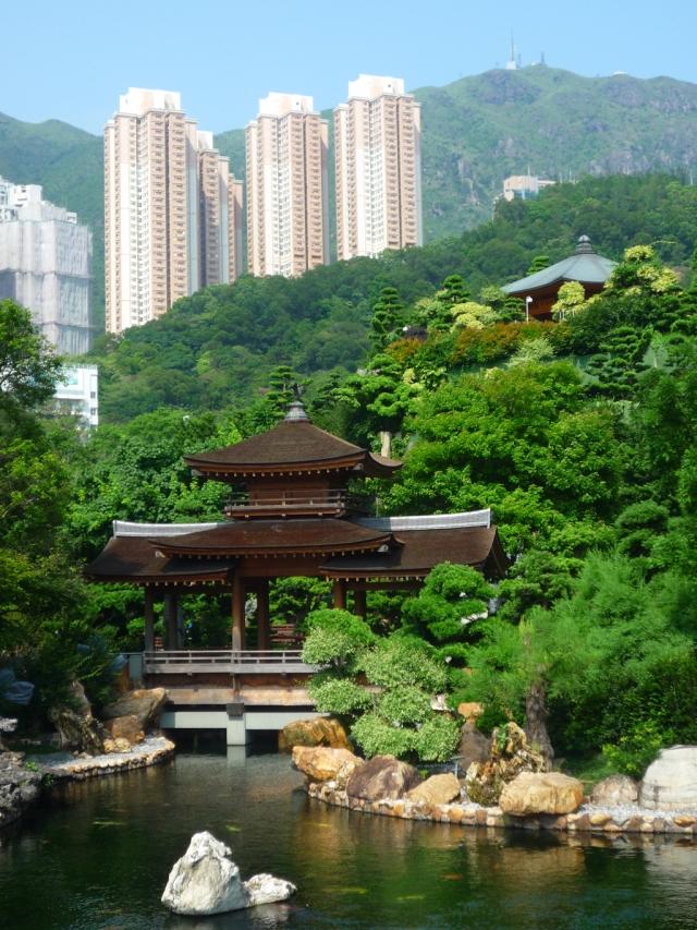 Nan Lian Gardens bridge