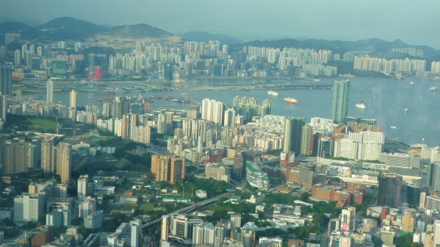Hung Hom and Kai Tak