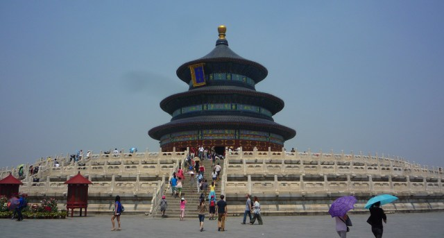 Hall of Prayer for Good Harvests, Temple of Heaven Park