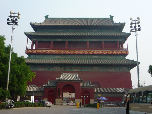 Drum Tower, Beijing
