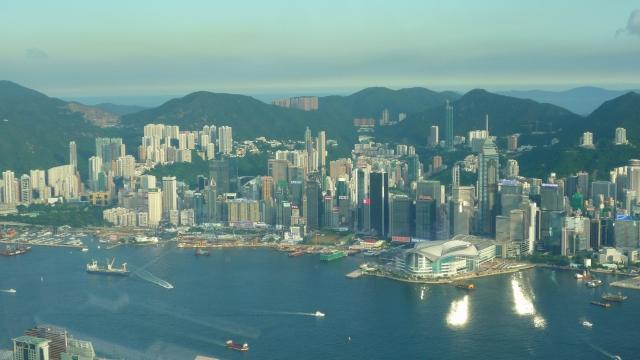 Wan Chai and Causeway Bay