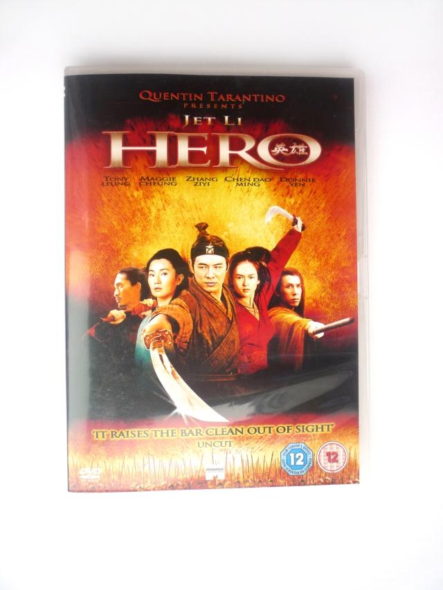 Cantonese movies - Hero