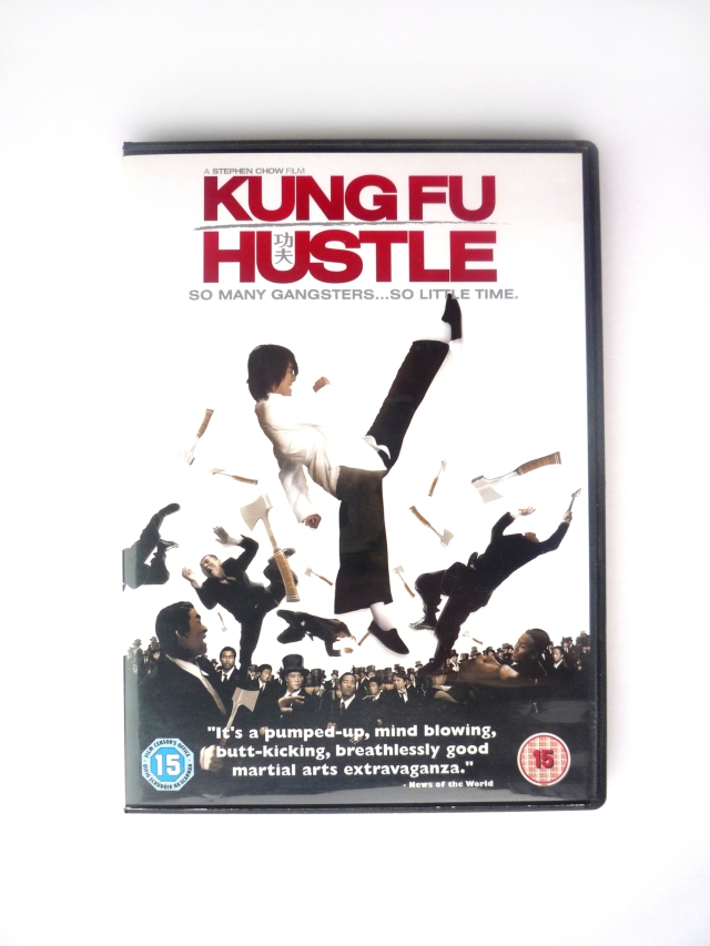 Cantonese movies - Kung Fu Hustle