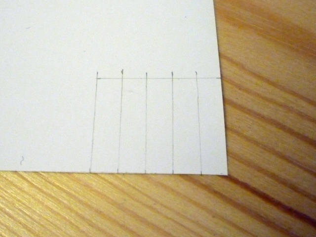 Measure rectangular candles
