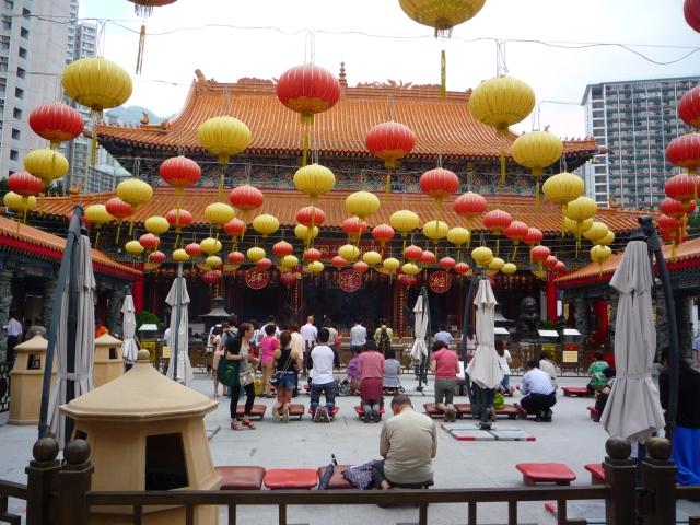 Sik Sik Yuen temple 1