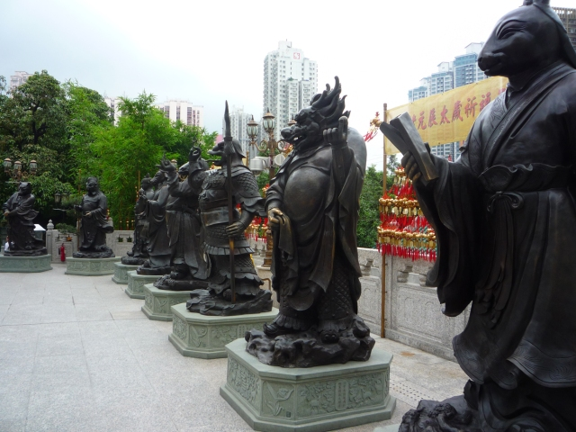 Sik Sik Yuen temple 3