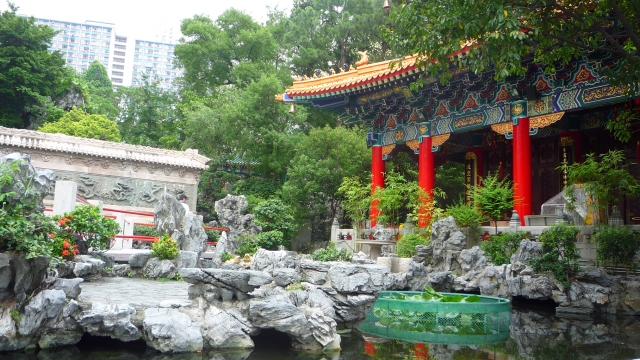 Sik Sik Yuen temple 6