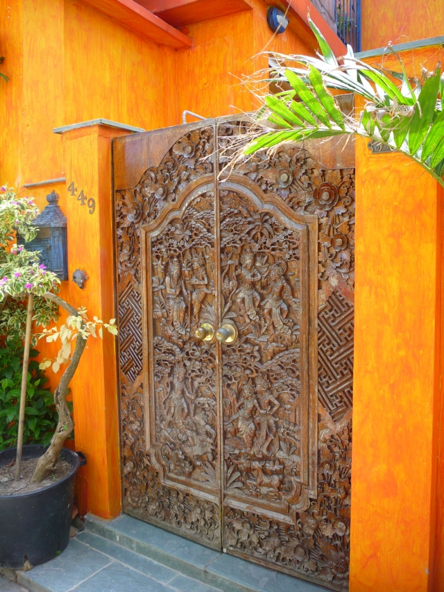 Door in Shek O