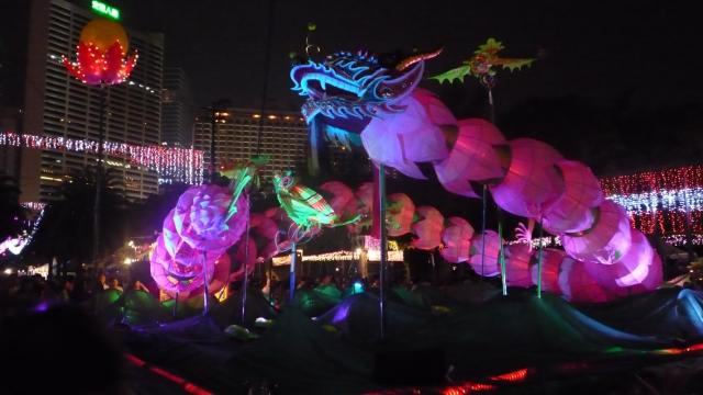 Victoria Park lanterns 1