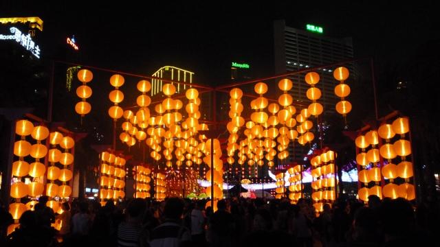 Victoria Park lanterns 2