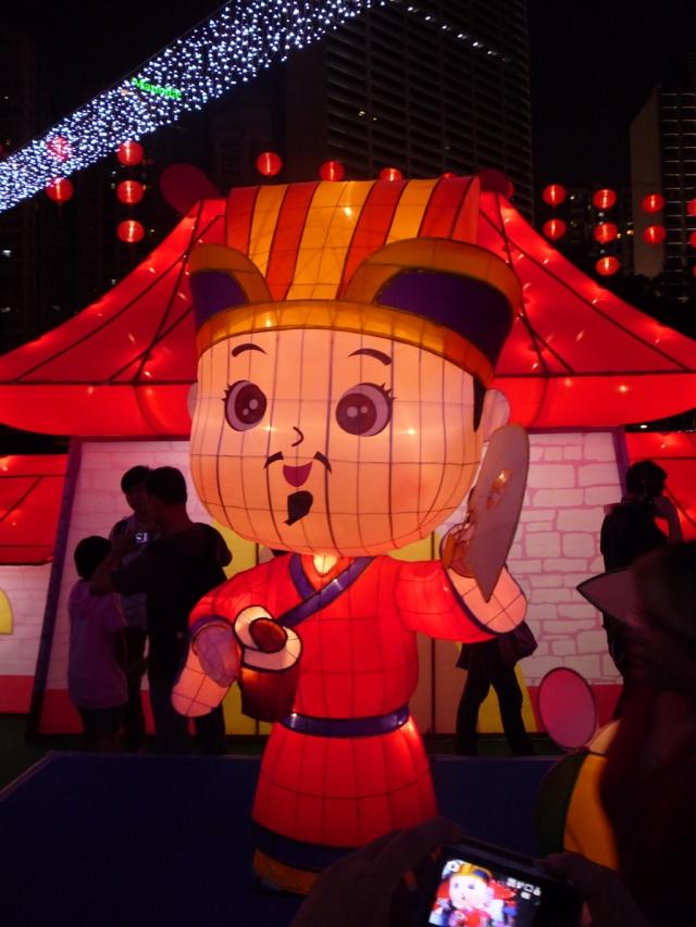 Victoria Park lanterns 3