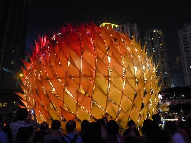 Victoria Park lanterns 4