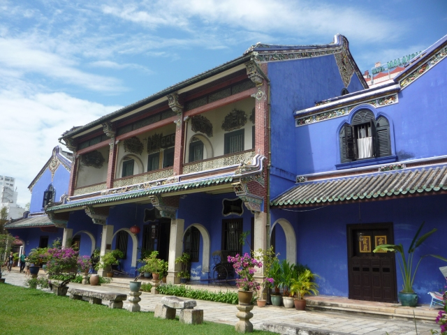 Cheong Fatt Tze Mansion Georgetown