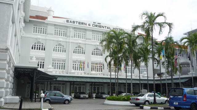 Eastern and Oriental Hotel Georgetown
