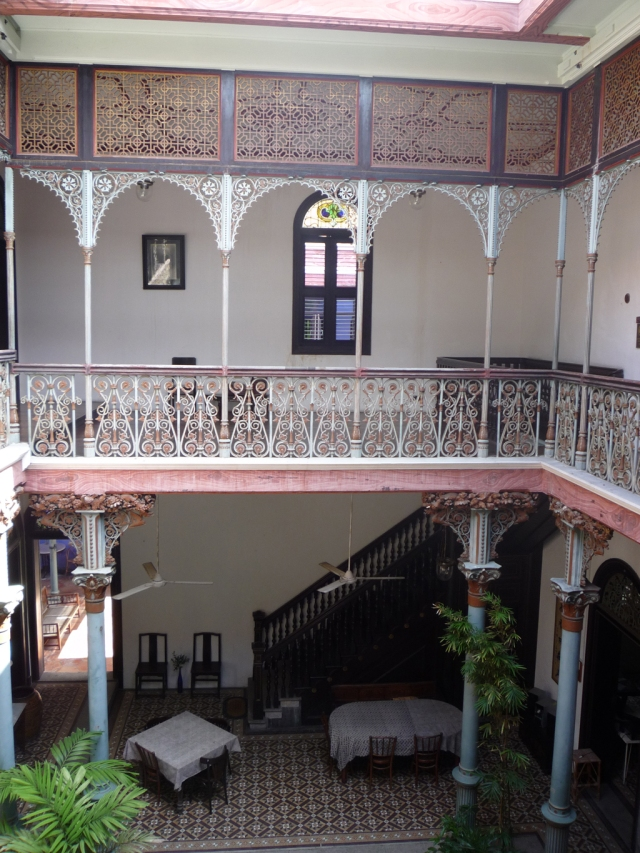 Inside Cheong Fatt Tze Mansion
