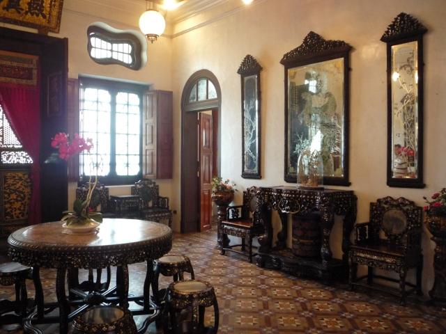 Inside Paranakan Museum Georgetown
