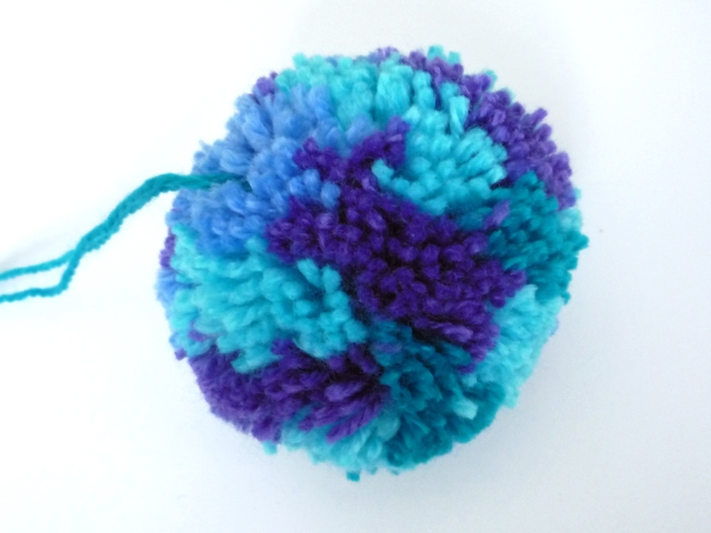 T13 finished pompom