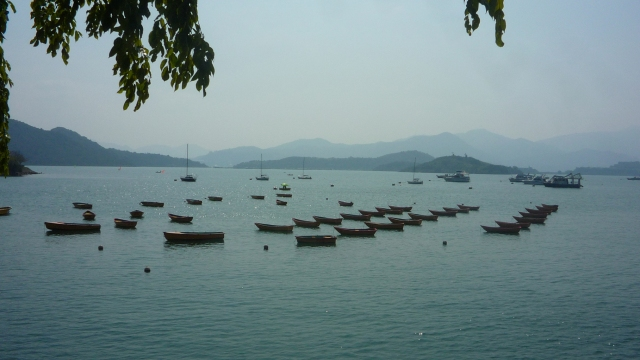 Tai Mei Tuk waterfront view
