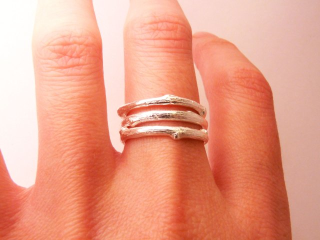 Twig Stacking Rings_BlueDotJewelry