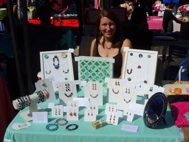 Little Koo craft fair stall