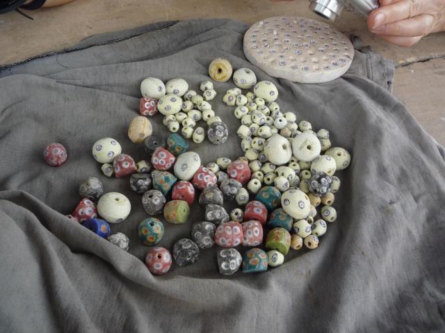 Global Mamas handmade beads