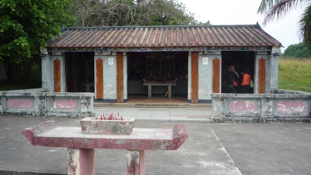 Yeung Hau temple