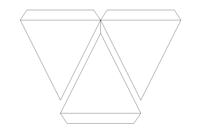 bunting triangles