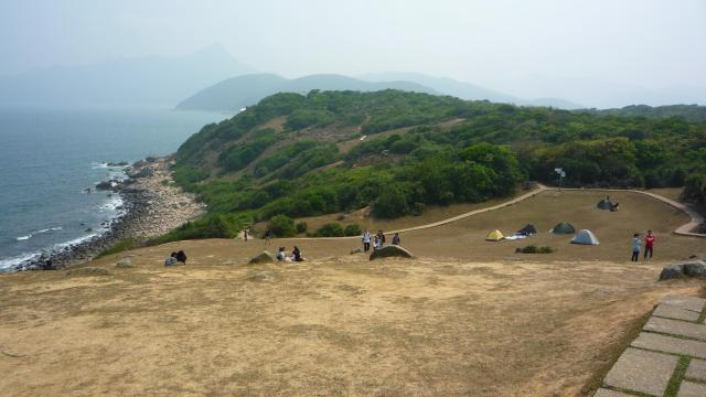 Grass Island Hong Kong
