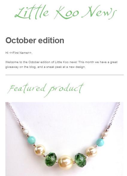 Little Koo news Oct 14