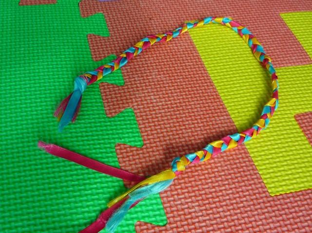 Ribbon plait
