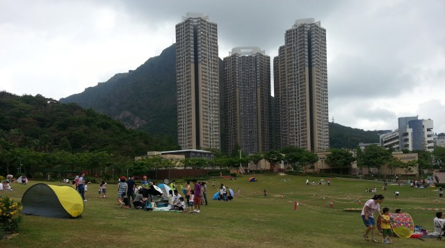 Jordan Valley Park Hong Kong