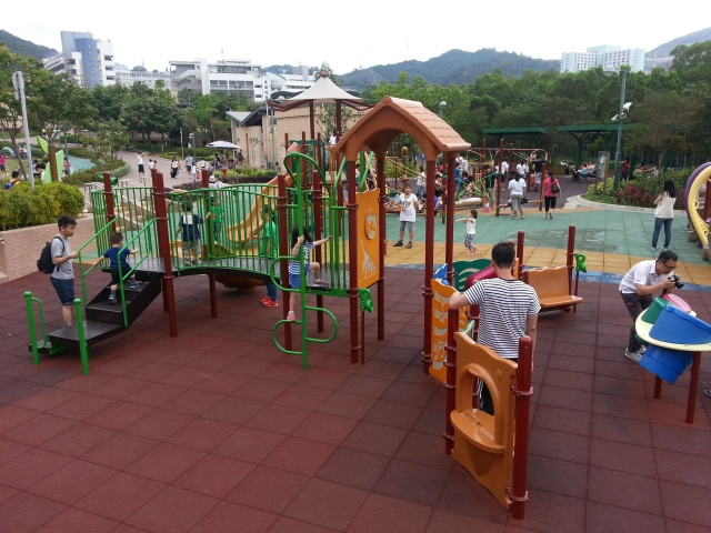Jordan Valley Park playground