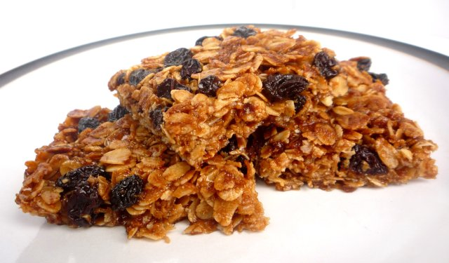 Little Koo ever so easy flapjack recipe
