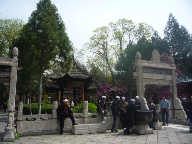 Xian grand mosque