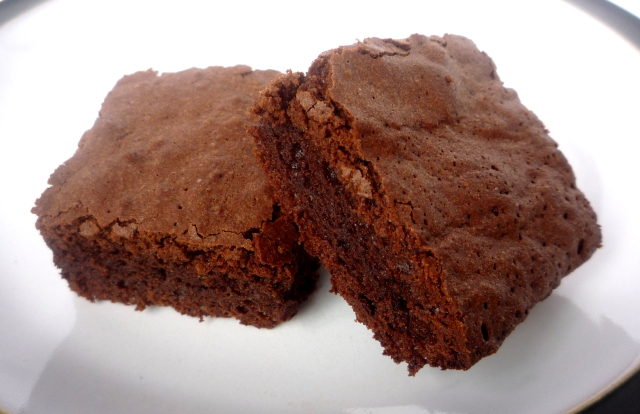 dairy free chocolate brownie recipe