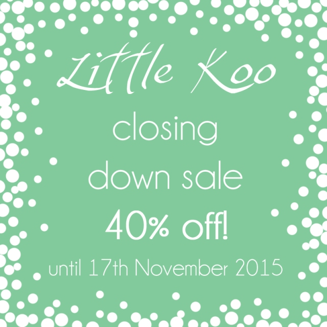 closing down sale 2015