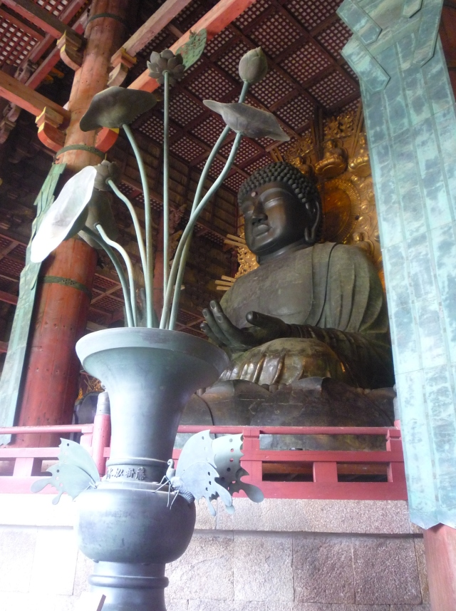 Big Buddha at Todai-ji Nara - The Little Koo Blog
