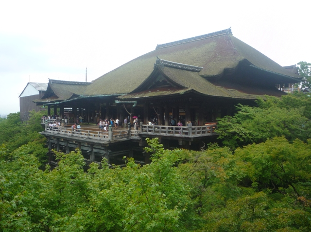 Main view of Kiyomizu-dera Kyoto - The Little Koo Blog