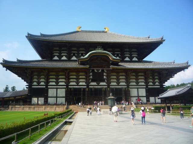 Todai-ji Nara - The Little Koo Blog