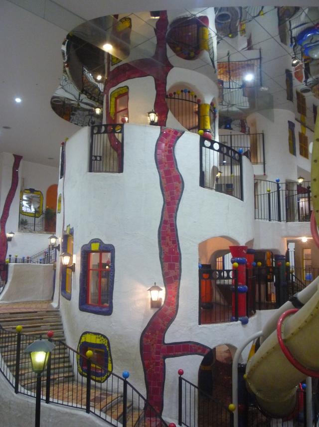 Tree house at Kids Plaza Osaka - The Little Koo Blog