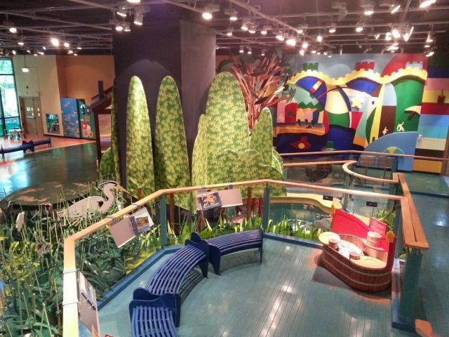 Hong Kong Heritage Museum Childrens Gallery