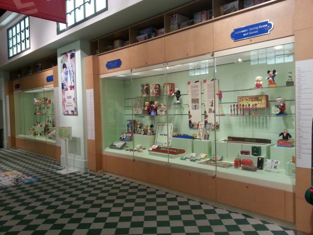 Hong Kong Heritage Museum Toy Museum